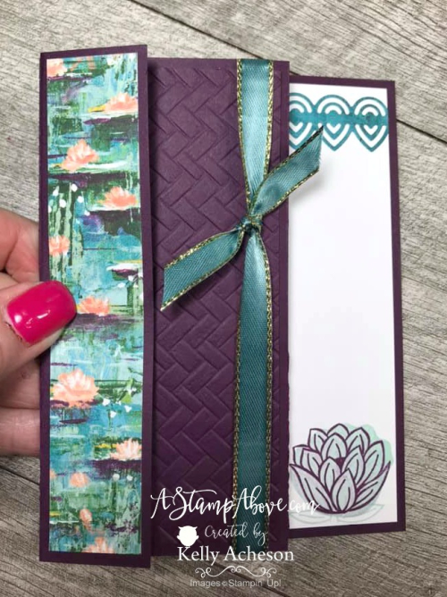 Lovely Lily is FREE! Find out how to get it in this VIDEO TUTORIAL - Click for details - ️SHOP ️ - ORDER STAMPIN' UP! PRODUCTS ON-LINE. Purchase the $99 Starter Kit & enjoy a 20% discount! Tons of paper crafting ideas & FREE Online Classes. www.AStampAbove.com