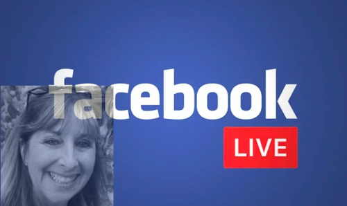 FB Live Logo Kelly