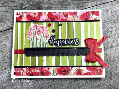Learn how to make this card! ONLINE CLASS featuring PAINTED POPPIES by Stampin' Up! VIDEO TUTORIAL - Click for details - ️SHOP ️ - ORDER STAMPIN' UP! PRODUCTS ON-LINE. Purchase the $99 Starter Kit & enjoy a 20% discount! Tons of paper crafting ideas & FREE Online Classes. www.AStampAbove.com