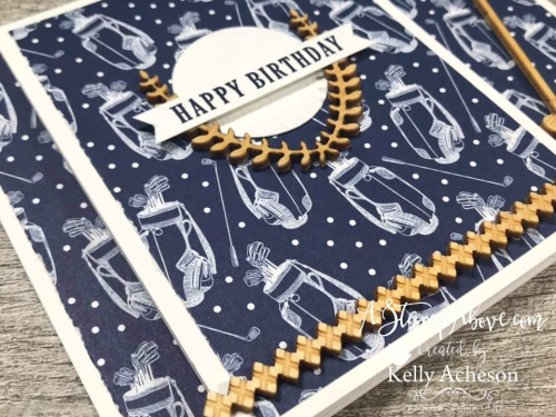 Country Club Suite - VIDEO TUTORIAL - Click for details - ️SHOP ️ - ORDER STAMPIN' UP! PRODUCTS ON-LINE. Purchase the $99 Starter Kit & enjoy a 20% discount! Tons of paper crafting ideas & FREE Online Classes. www.AStampAbove.com