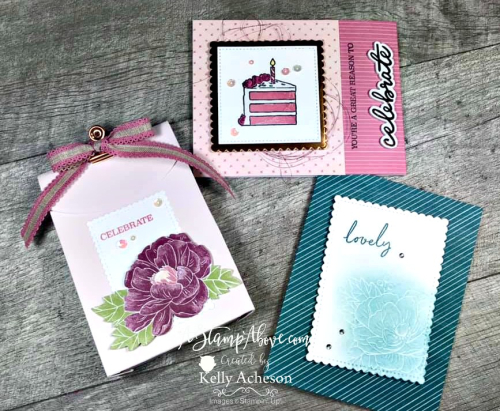 Learn all about the monthly Paper Pumpkin Kit by Stampin' Up! - VIDEO TUTORIAL - Click for details - ️SHOP ️ - ORDER STAMPIN' UP! PRODUCTS ON-LINE. Purchase the $99 Starter Kit & enjoy a 20% discount! Tons of paper crafting ideas & FREE Online Classes. www.AStampAbove.com