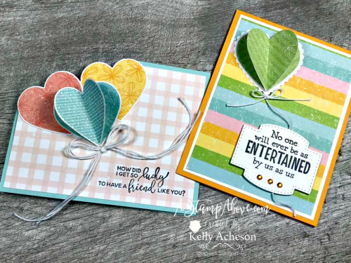 Learn how to make 3D images from punches & dies by Stampin' Up! - VIDEO TUTORIAL - Click for details - ️SHOP ️ - ORDER STAMPIN' UP! PRODUCTS ON-LINE. Purchase the $99 Starter Kit & enjoy a 20% discount! Tons of paper crafting ideas & FREE Online Classes. www.AStampAbove.com