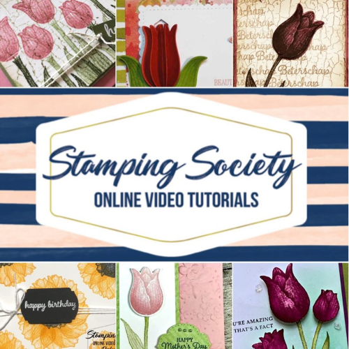 Get a PRIVATE TUTORIAL for FREE when you place an order with me! Learn how to make an easy tri-fold card using the TIMELESS TUILIPS BUNDLE by Stampin' Up! - VIDEO TUTORIAL - Click for details - ️SHOP ️ - ORDER STAMPIN' UP! PRODUCTS ON-LINE. Purchase the $99 Starter Kit & enjoy a 20% discount! Tons of paper crafting ideas & FREE Online Classes. www.AStampAbove.com