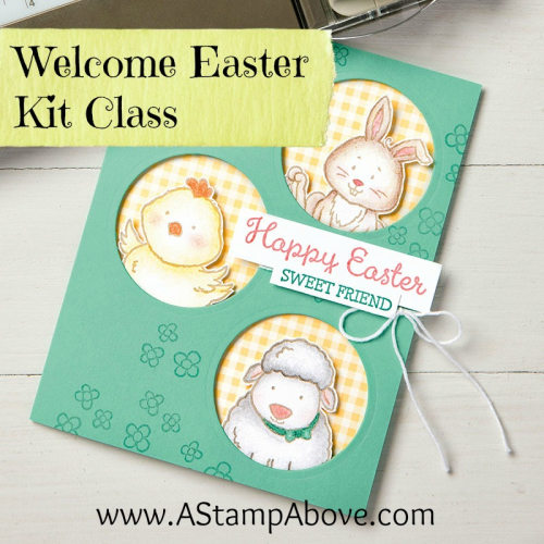 Welcome Easter Kit Class