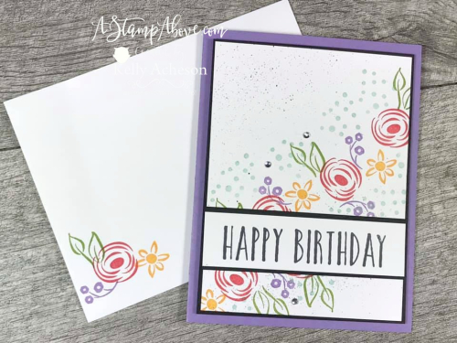Perennial Birthday by Stampin' Up!