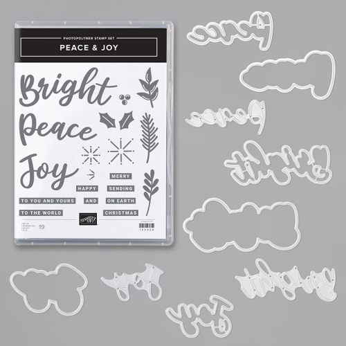 Learn how to make colorful holiday cards with the NEW Peace & Joy bundle & Tree Angle bundle by Stampin' Up! - VIDEO TUTORIAL - Click for details - ️SHOP ️ - ORDER STAMPIN' UP! PRODUCTS ON-LINE. Purchase the $99 Starter Kit & enjoy a 20% discount! Tons of paper crafting ideas & FREE Online Classes. www.AStampAbove.com