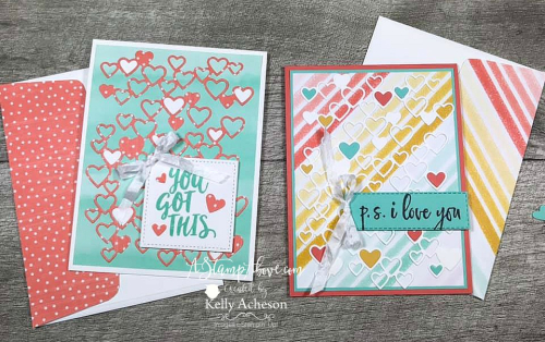 Learn all about the Inlay Die Cutting Technique with the Detailed Hearts Die from Stampin' Up! - VIDEO TUTORIAL - Click for details - ️SHOP ️ - ORDER STAMPIN' UP! PRODUCTS ON-LINE. Purchase the $99 Starter Kit & enjoy a 20% discount! Tons of paper crafting ideas & FREE Online Classes. www.AStampAbove.com