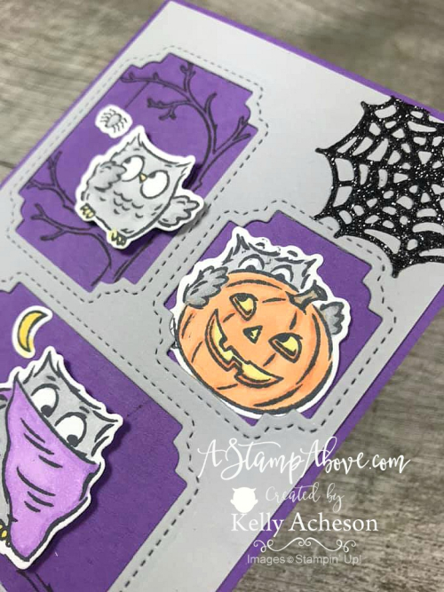 Learn how to make a SLIMLINE CARD with the Have a Hoot Bundle from Stampin' Up! VIDEO TUTORIAL - Click for details - ️SHOP ️ - ORDER STAMPIN' UP! PRODUCTS ON-LINE. Purchase the $99 Starter Kit & enjoy a 20% discount! Tons of paper crafting ideas & FREE Online Classes. www.AStampAbove.com