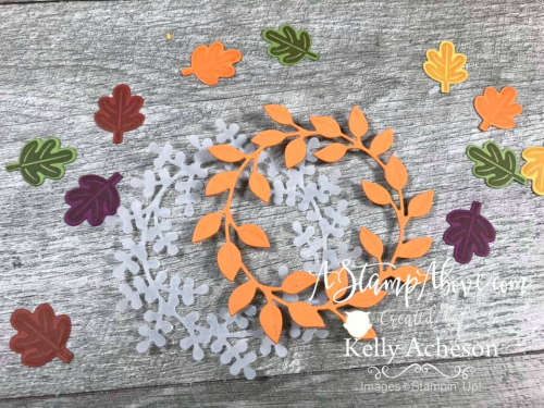 Learn all about my newest online class with the ARRANGE A WREATH BUNDLE by Stampin' Up! VIDEO TUTORIAL - Click for details - ️SHOP ️ - ORDER STAMPIN' UP! PRODUCTS ON-LINE. Purchase the $99 Starter Kit & enjoy a 20% discount! Tons of paper crafting ideas & FREE Online Classes. www.AStampAbove.com