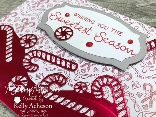 Sweetest Time Kit Class - VIDEO TUTORIAL - Click for details - ️SHOP ️ - ORDER STAMPIN' UP! PRODUCTS ON-LINE. Purchase the $99 Starter Kit & enjoy a 20% discount! Tons of paper crafting ideas & FREE Online Classes. www.AStampAbove.com