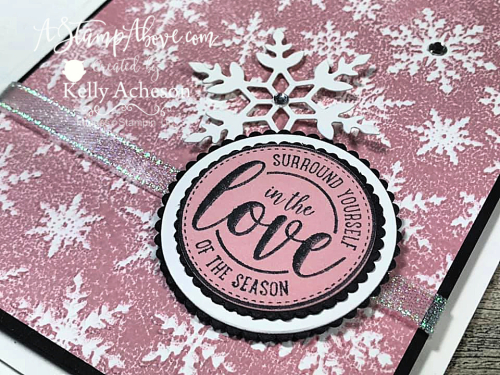 Ink up your embossing folders! The Winter Snow Embossing Folder is spectacular! VIDEO TUTORIAL - Click for details - ️SHOP ️ - ORDER STAMPIN' UP! PRODUCTS ON-LINE. Purchase the $99 Starter Kit & enjoy a 20% discount! Tons of paper crafting ideas & FREE Online Classes. www.AStampAbove.com