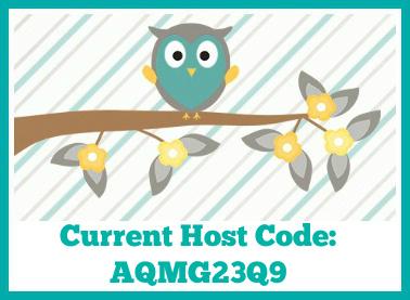 Hostess Code FEB 2020