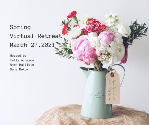 Spring Virtual Retreat