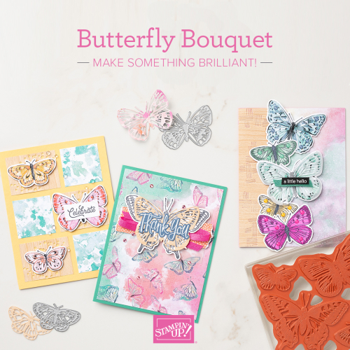 Butterfly Bouquet Graphic