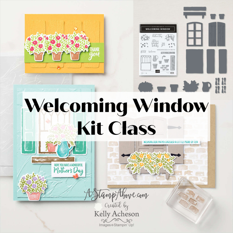 Welcoming Window Cover
