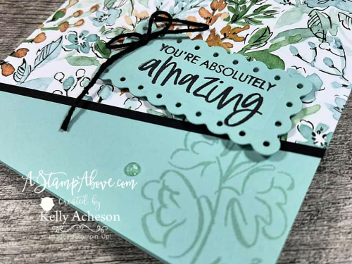 Check out a pretty gift set of cards with a matching box! Click for a video tutorial. Color & Contour by Stampin' Up! www.AStampAbove.com