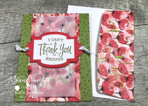 Stitched So Sweetly VIDEO TUTORIAL - Click for details - ️SHOP ️ - ORDER STAMPIN' UP! PRODUCTS ON-LINE. Purchase the $99 Starter Kit & enjoy a 20% discount! Tons of paper crafting ideas & FREE Online Classes. www.AStampAbove.com