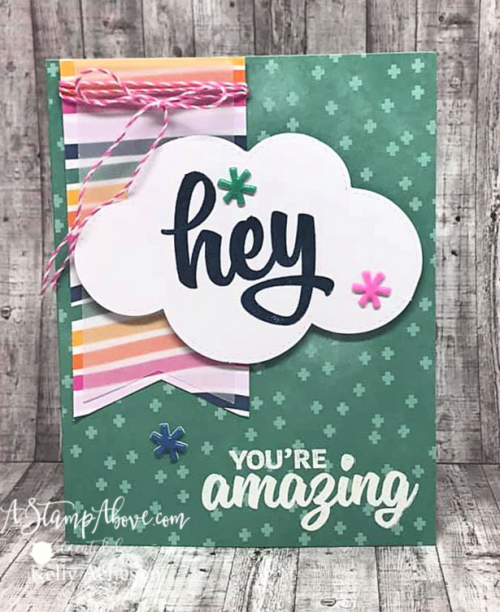 Get a crafting kit in the mail every month!!! Click for details - VIDEO TUTORIAL - ️SHOP ️ - ORDER STAMPIN' UP! PRODUCTS ON-LINE. Purchase the $99 Starter Kit & enjoy a 20% discount! Tons of paper crafting ideas & FREE Online Classes. www.AStampAbove.com