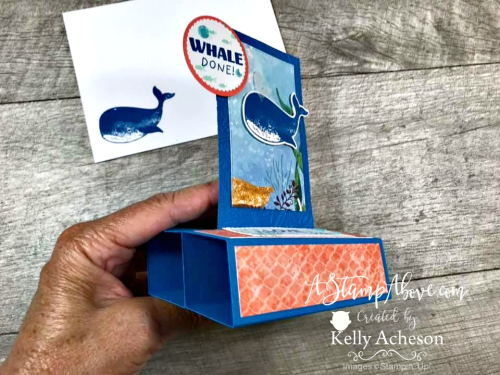 Whale of a Time Suite - NEW from Stampin' Up! - VIDEO TUTORIAL - Click for details - ️SHOP ️ - ORDER STAMPIN' UP! PRODUCTS ON-LINE. Purchase the $99 Starter Kit & enjoy a 20% discount! Tons of paper crafting ideas & FREE Online Classes. www.AStampAbove.com