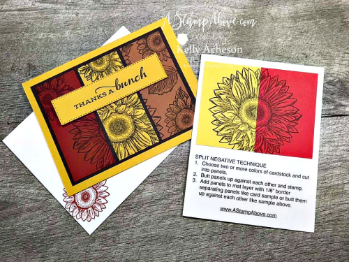 Learn how to make these fun cards using the Celebrate Sunflowers stamp set - new from Stampin' Up! - VIDEO TUTORIAL - Click for details - ️SHOP ️ - ORDER STAMPIN' UP! PRODUCTS ON-LINE. Purchase the $99 Starter Kit & enjoy a 20% discount! Tons of paper crafting ideas & FREE Online Classes. www.AStampAbove.com