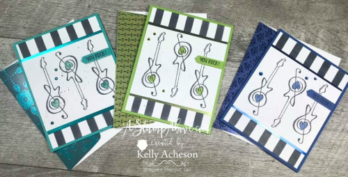 Learn how to make your own striped paper! Music By The Heart VIDEO TUTORIAL - Click for details - ️SHOP ️ - ORDER STAMPIN' UP! PRODUCTS ON-LINE. Purchase the $99 Starter Kit & enjoy a 20% discount! Tons of paper crafting ideas & FREE Online Classes. www.AStampAbove.com