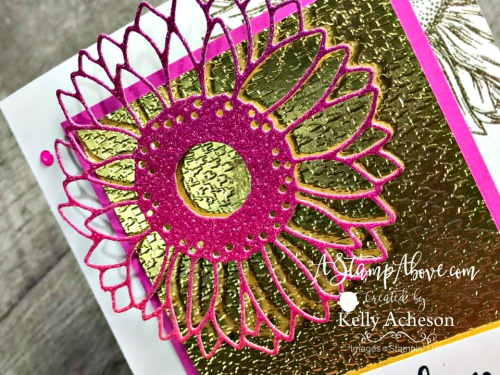 Celebrate Sunflowers - NEW from Stampin' Up! VIDEO TUTORIAL - Click for details - ️SHOP ️ - ORDER STAMPIN' UP! PRODUCTS ON-LINE. Purchase the $99 Starter Kit & enjoy a 20% discount! Tons of paper crafting ideas & FREE Online Classes. www.AStampAbove.com