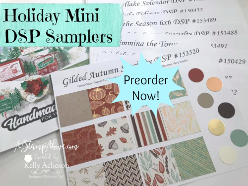 Holiday Mini Samplers Cover