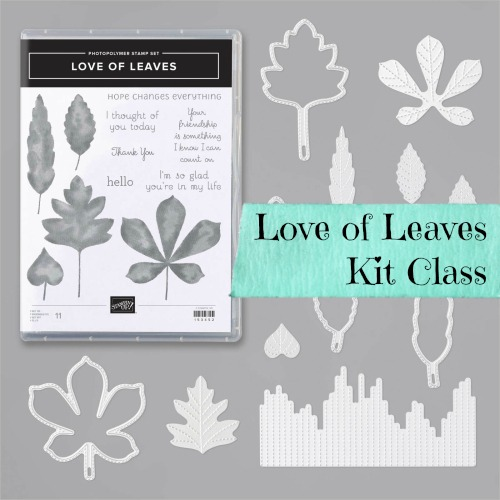 LOVE OF LEAVES Cover Class