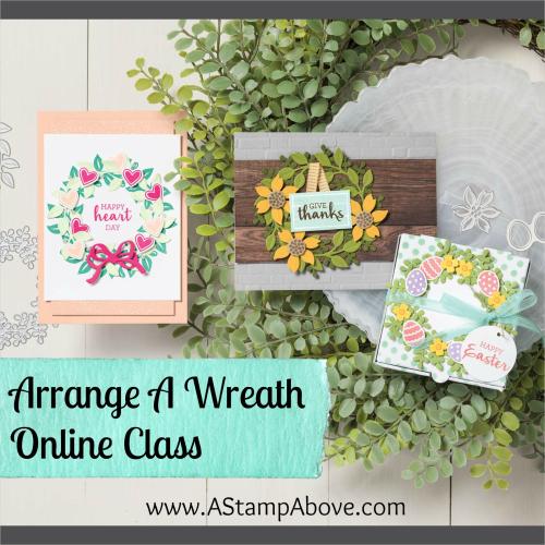 Arrange A Wreath Cover 2