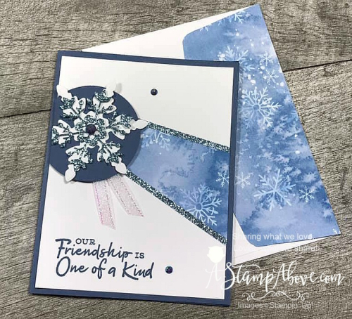 SNOWFLAKE SPLENDOR SUITE by Stampin' Up! - VIDEO TUTORIAL - Click for details - ️SHOP ️ - ORDER STAMPIN' UP! PRODUCTS ON-LINE. Purchase the $99 Starter Kit & enjoy a 20% discount! Tons of paper crafting ideas & FREE Online Classes. www.AStampAbove.com