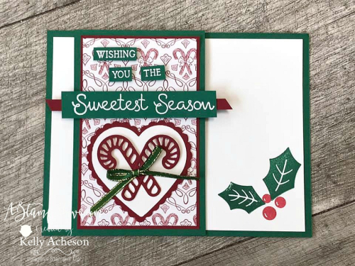 Sweetest Time Kit available now - VIDEO TUTORIAL - Click for details - ️SHOP ️ - ORDER STAMPIN' UP! PRODUCTS ON-LINE. Purchase the $99 Starter Kit & enjoy a 20% discount! Tons of paper crafting ideas & FREE Online Classes. www.AStampAbove.com