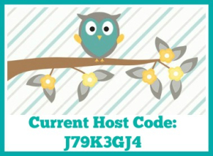 Host Code 10:20