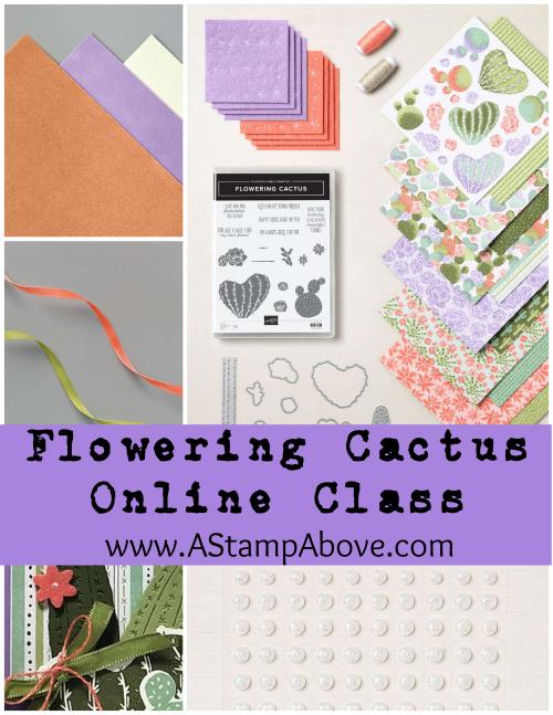 Flowering Cactus Graphic