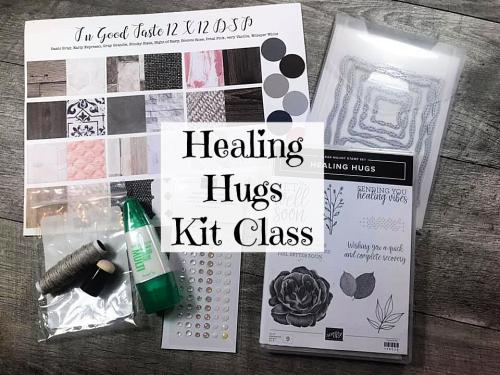 Healing hugs Kit