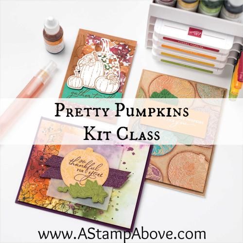 Pretty Pumpkins Kit Cover