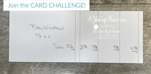 Bay Window Challenge
