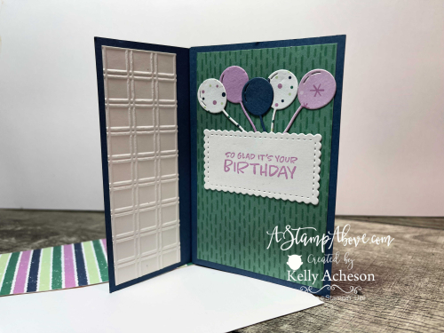 These PINWHEEL CARDS are an easy fun fold! Watch my video tutorial and get the dimensions on my blog: www.AStampAbove.com COUNTING SHEEP by Stampin' Up!