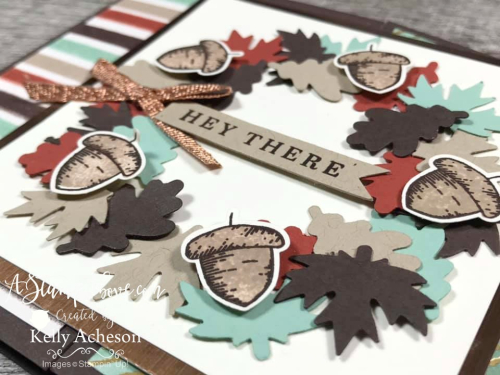 GILDED AUTUMN new from Stampin' Up! - VIDEO TUTORIAL - Click for details - ️SHOP ️ - ORDER STAMPIN' UP! PRODUCTS ON-LINE. Purchase the $99 Starter Kit & enjoy a 20% discount! Tons of paper crafting ideas & FREE Online Classes. www.AStampAbove.com