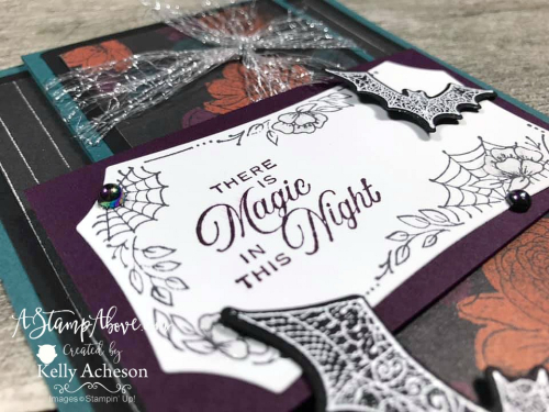 MAGIC IN THIS NIGHT new from Stampin' Up! - VIDEO TUTORIAL - Click for details - ️SHOP ️ - ORDER STAMPIN' UP! PRODUCTS ON-LINE. Purchase the $99 Starter Kit & enjoy a 20% discount! Tons of paper crafting ideas & FREE Online Classes. www.AStampAbove.com