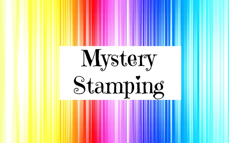Mystery Stamping Graphic