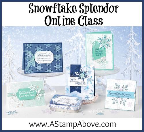 Snowflake Splendor OC Cover
