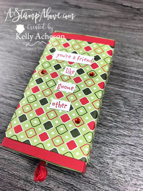 MAKE THIS ADORABLE SET - VIDEO TUTORIAL - Click for details - STAMPIN' UP! www.AStampAbove.com Kelly Acheson