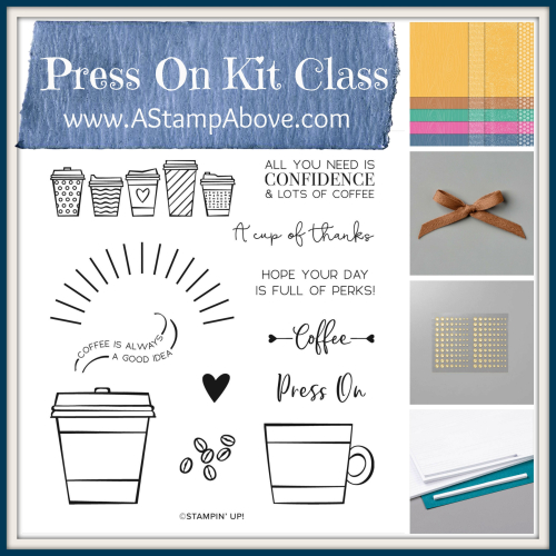 NEW Kit Class - check it out! VIDEO TUTORIAL - Click for details  www.AStampAbove.com