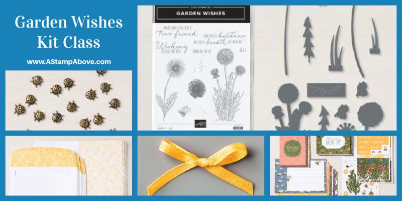 Garden Wishes Graphic