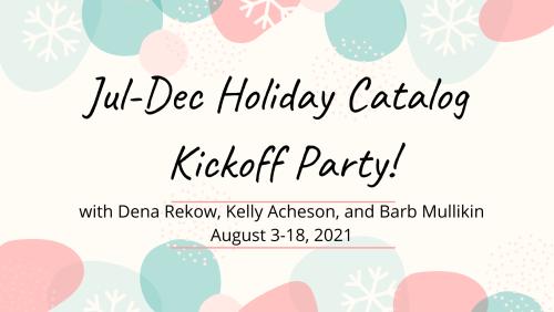 JD Holiday Catalog Kickoff