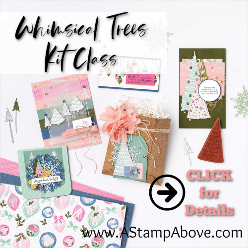 Whimsical Trees Cover with Arrow